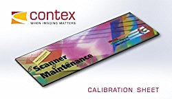 Contex SM Calibration Sheet 42″ Packed