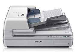 Epson WorkForce DS-60000 Large Format Sheet-Fed Color Document Scanner with 200 page Auto Document Feeder (ADF) & Duplex (B11B204221)