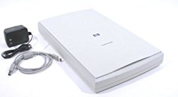 HP ScanJet 2100C USB Color Scanner