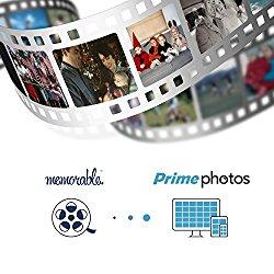 Memorable Film Transfer Kit to Prime Photos (5 Reels) – 8mm Super 8 16mm