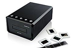 Plustek OpticFilm 135 , the motorized 35mm Slide and Negative Film scanner, up to 3600 dpi