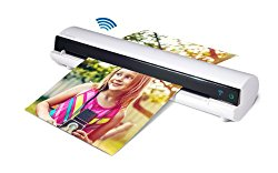ION Air Copy | Wireless Photo & Document Scanner for Tablets, Smartphones & Computers with Built-In WiFi