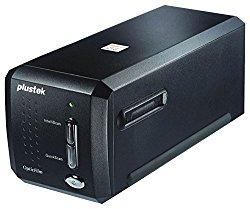 Plustek OpticFilm 8200i Ai Film Scanner. OPTICFILM 8200I AI CLR SLIDE 7200DPI 64BIT 36.8X25.4MM USB 2.0. 48-bit Color – 16-bit Grayscale – USB
