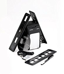 Veho VFS-008 Smartfix Scan to SD Stand Alone Slide and Negative Scanner (35mm & 110mm)