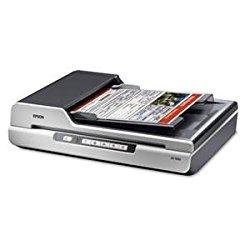Epson GT-1500 Flatbed Color Image Scanner, 600dpi, Manual Paper Feeder