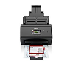 Brother ImageCenter ADS-2800W High Speed Wireless Document Scanner