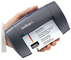 CardScan Office (600c/V6) Business Card Scanner
