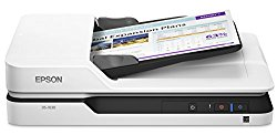 Epson DS-1630 Flatbed Color Document Scanner, Sheet-fed, Auto Document Feeder (ADF) and Duplex Scanning