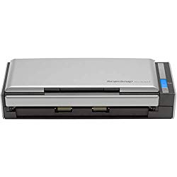 Fujitsu ScanSnap S1300i Portable Color Duplex Document Scanner for Mac and PC