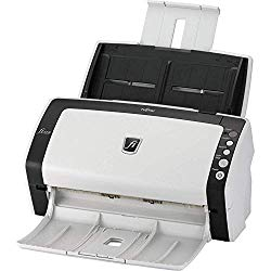 Fujitsu fi-6130 Sheetfed Scanner – 24 bit Color – 8 bit Grayscale – 600 dpi Optical – USB – Energy Star Compliance (Renewed)