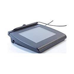 Topaz Systems Topaz T-LBK766SE-BHSB-R Signature Capture Tablet With Interactive LCD Display