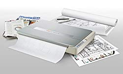 Plustek A3 Flatbed Scanner OS 1180 : 11.7×17 Large Format scan Size for Blueprints and Document. Design for Library, School and Soho. A3 scan for 9 sec, Support Mac and PC